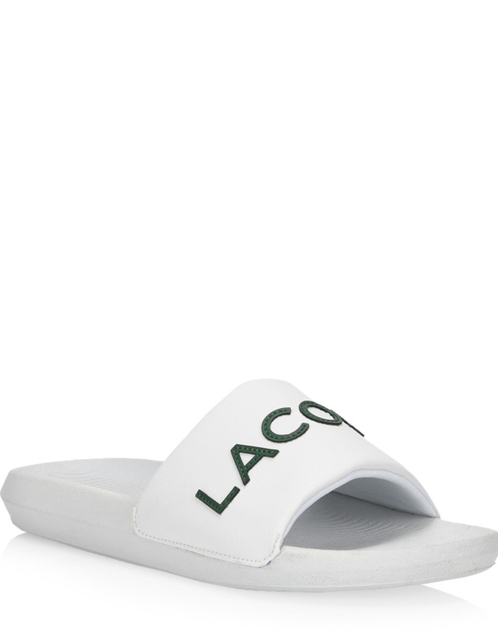 Lacoste L W Croco Slide