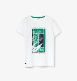 Lacoste W Tshirt Garros Lacoste