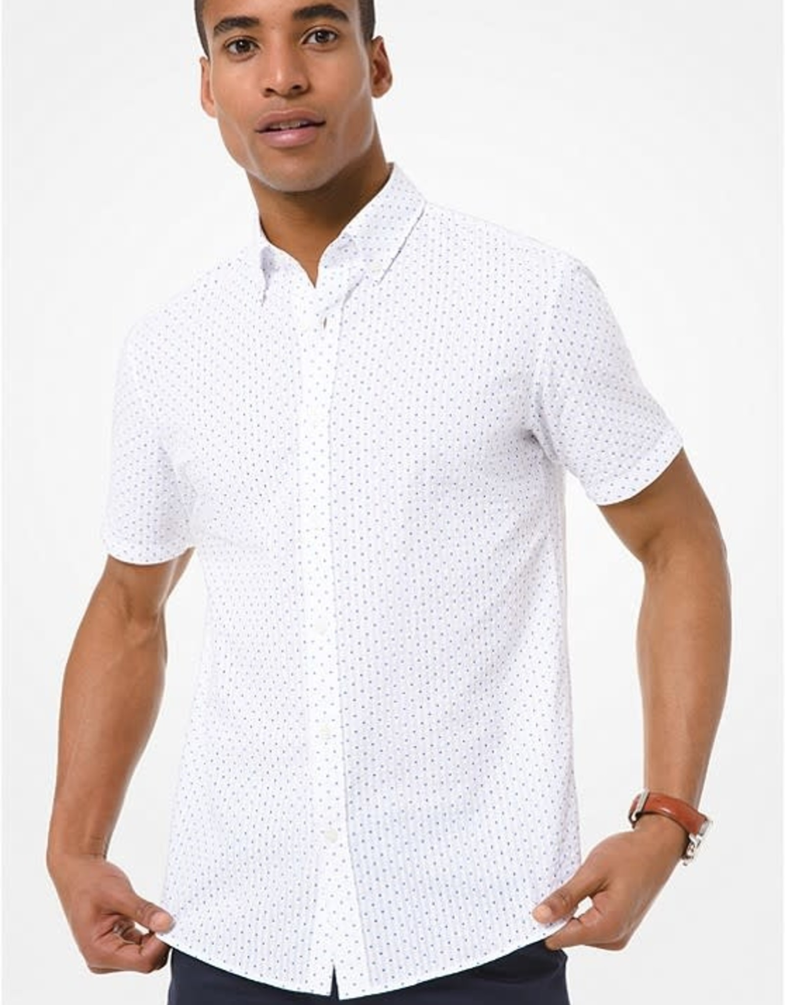 Michael Kors W Dot Shirt Michael Kors