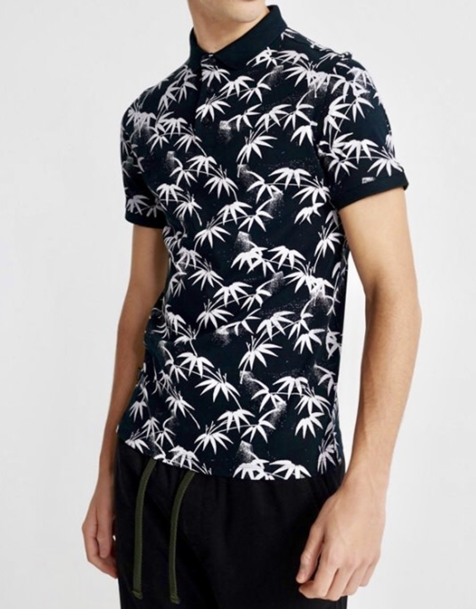 Superdry SD Edit Palm Polo Superdry
