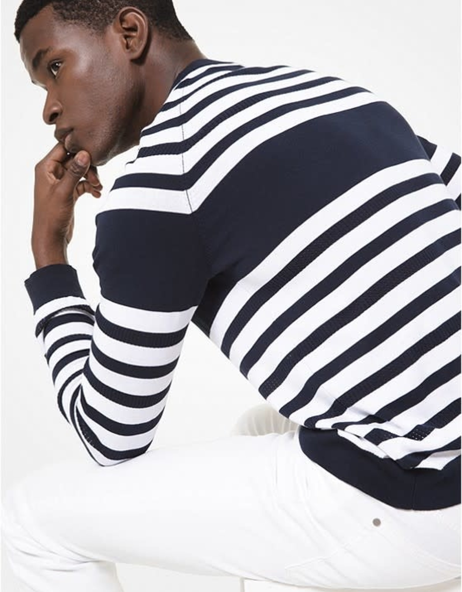 Michael Kors MK Stripe Knit Michael KORS