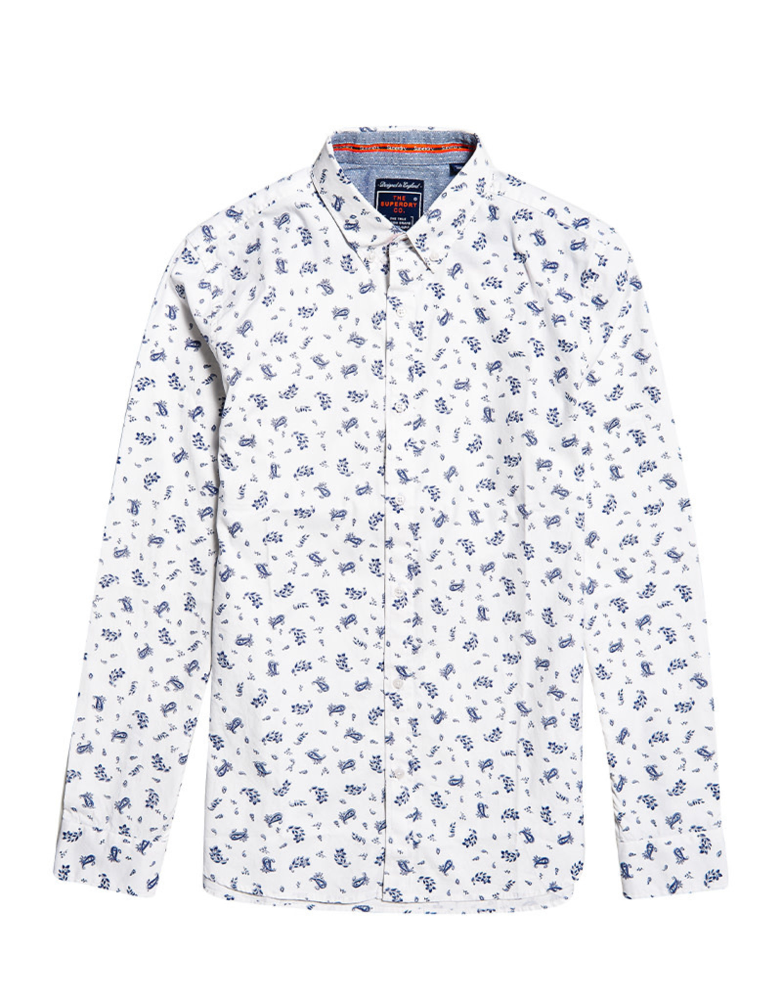 Superdry SD Paisley Shirt Superdry