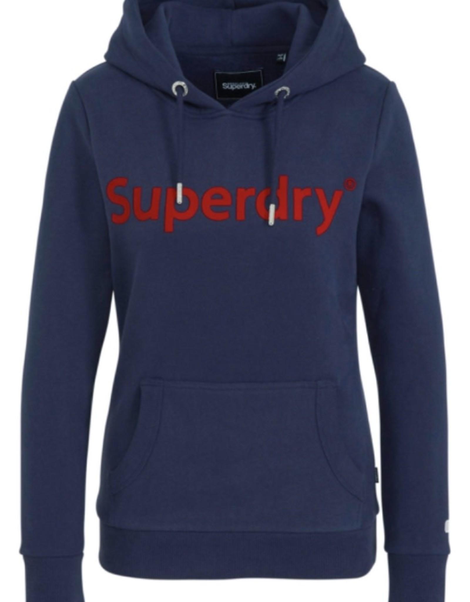 Superdry SD FLOCK HOOD GKV