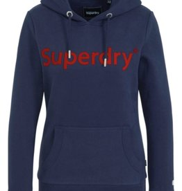 Superdry SD FLOCK HOOD GKV