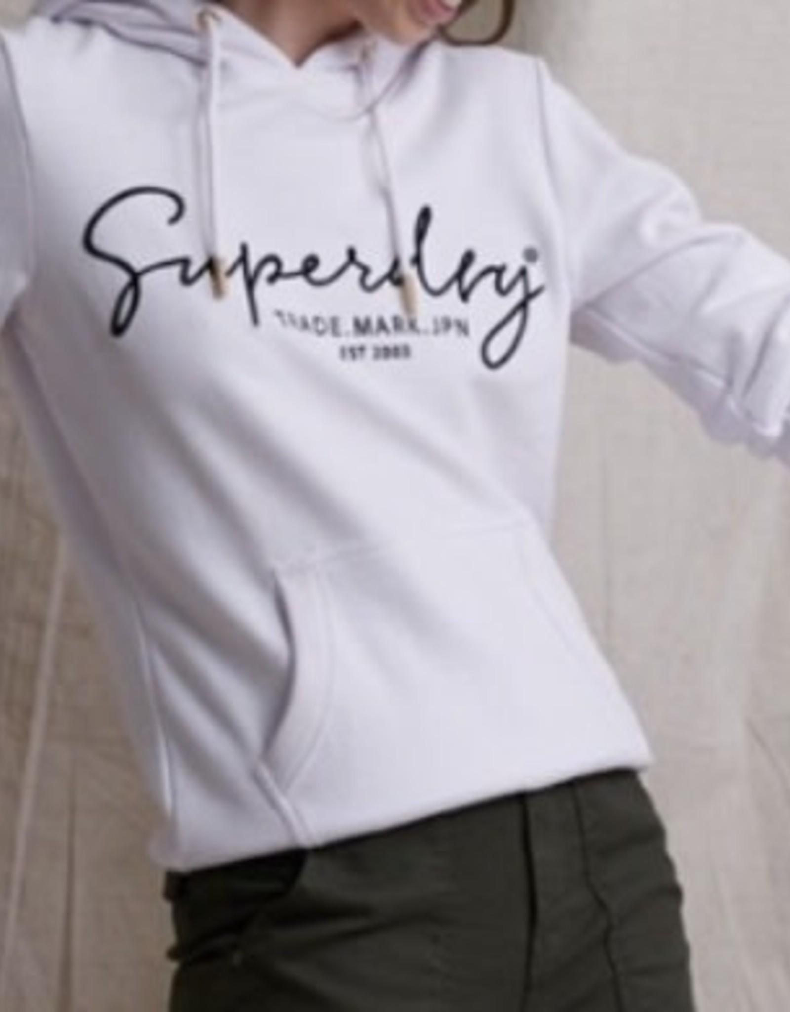 Superdry SD SCRIPT  HOOD  B