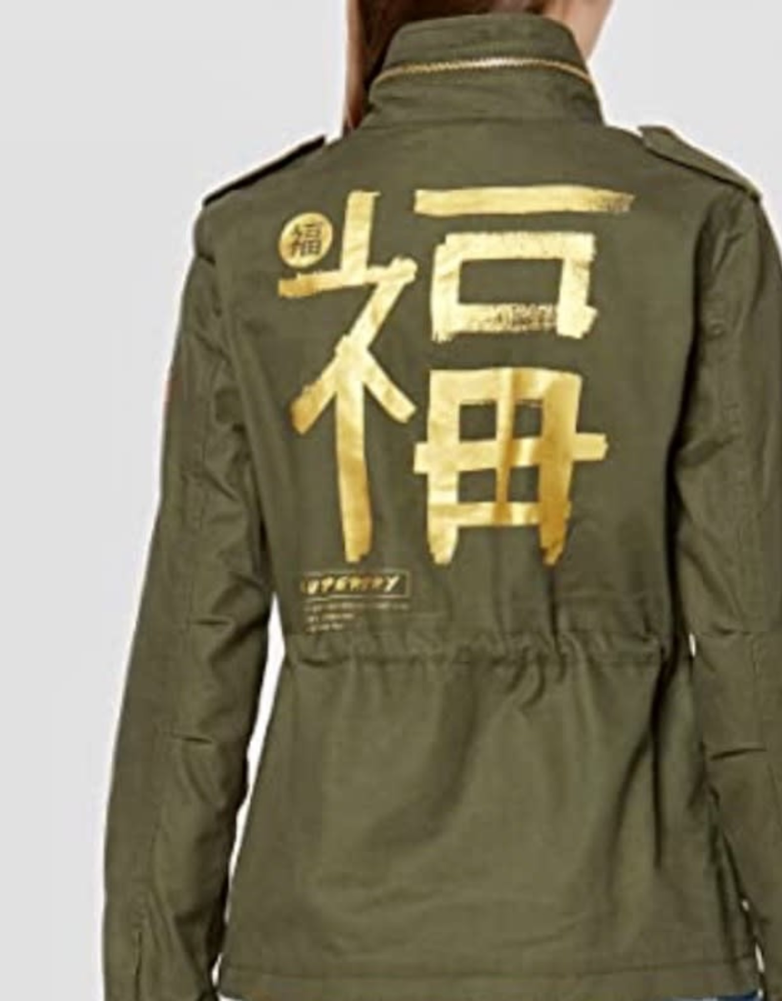 Superdry CNY ROOKIE JACKET