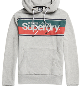 Superdry SD CORE STRIPE HOOD