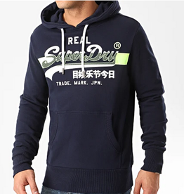 Superdry SD VL CROSS HATCH HOOD