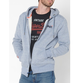 Superdry SD ORANGE LABEL CLASSIC ZIP HOOD