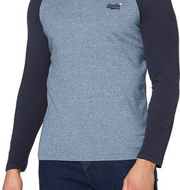 Superdry SD OL BASEBALL LS TOP