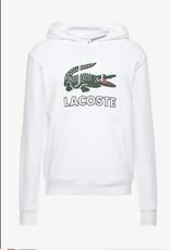Lacoste L SWEATSHIRT LOGO IN FRONT