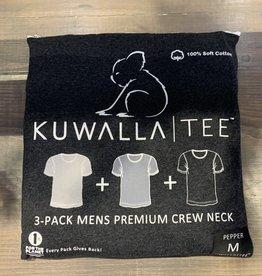 Kuwalla Tee KW P 3Pack T Crew