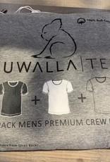 Kuwalla Tee KW B 3Pack T crew
