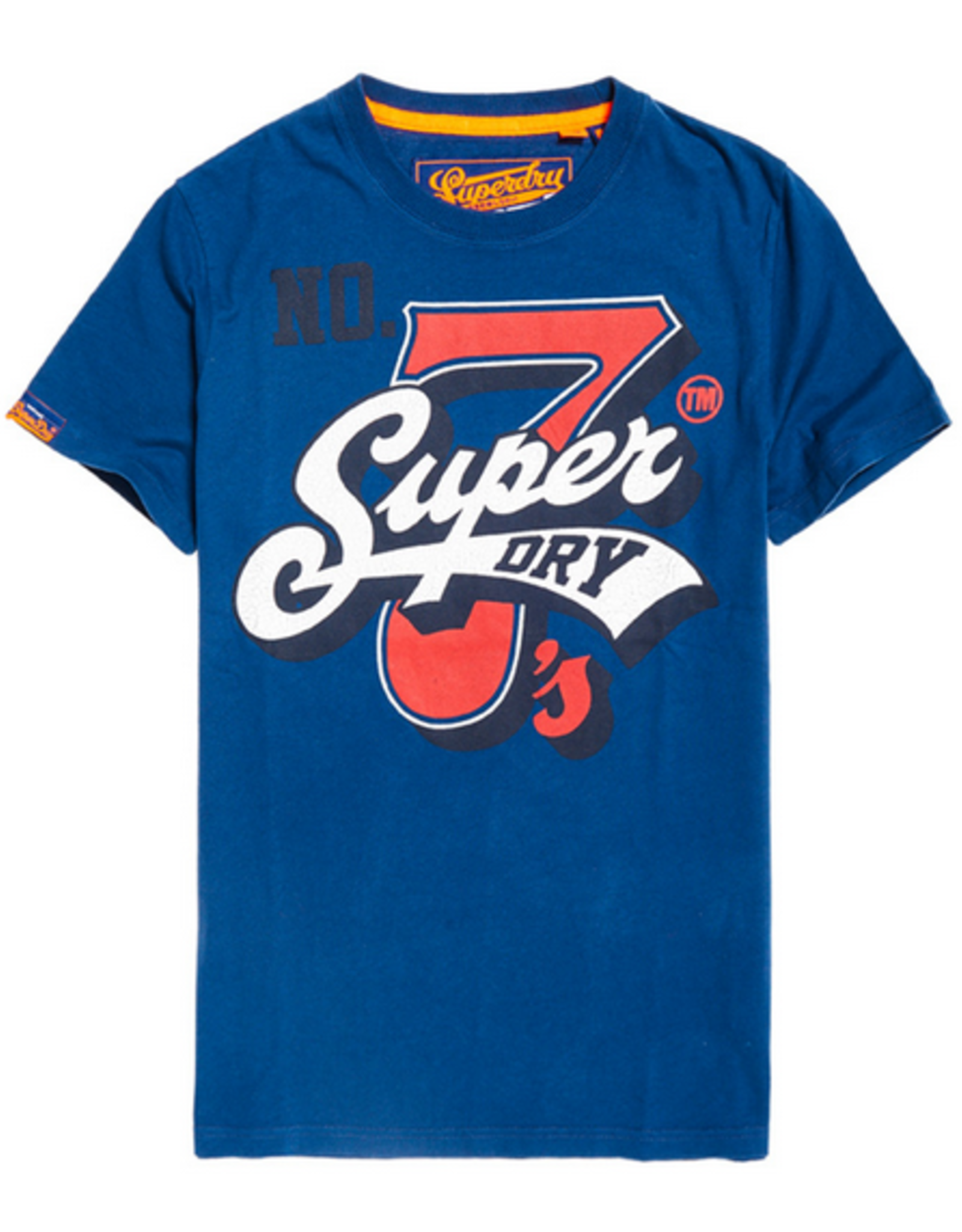 Superdry SD SUPER SEVEN MID WEIGHT TEE