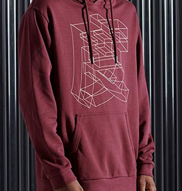 Superdry SD KANJI OUTLINE HOOD