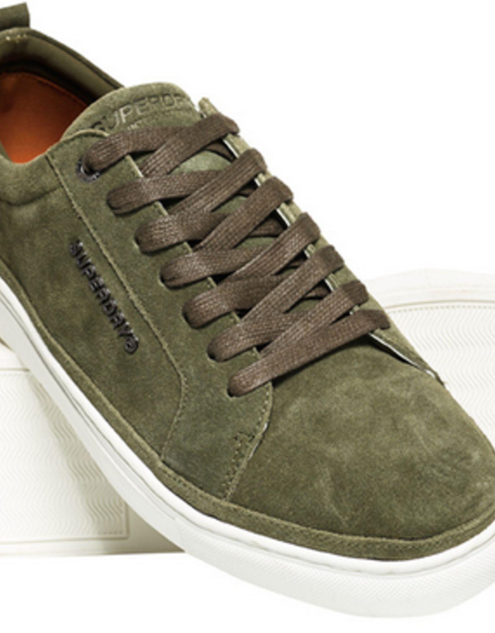Superdry SD TRUMAN PREMIUM LACE UP KHAKI
