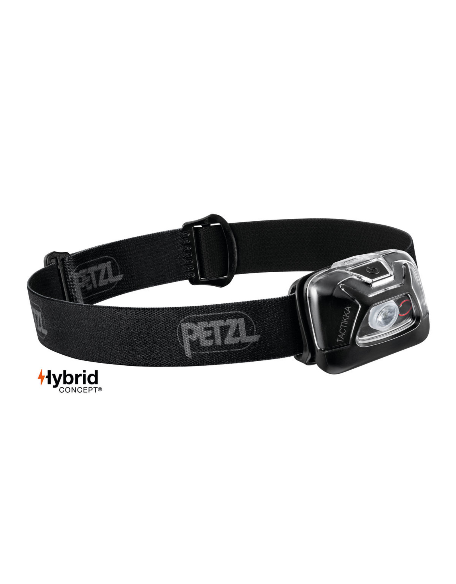 PETZL PETZL-E49 P-TACTIKKA PLUS HEADLAMP-BLACK
