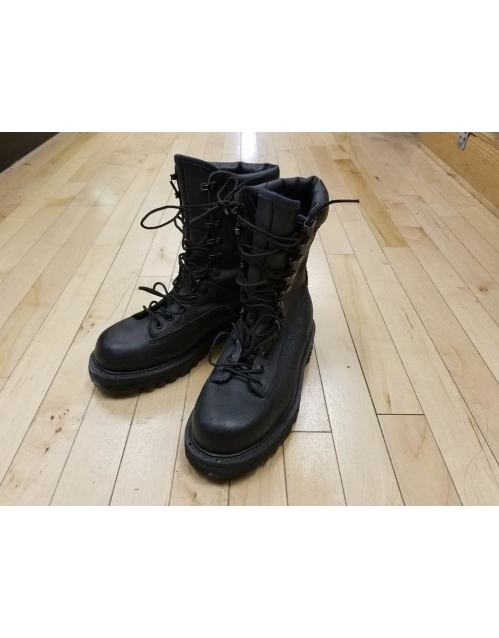 Canadian Gore Tex  Black  leather Boots
