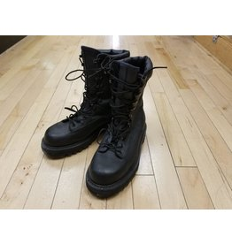 CANADIAN MK4 GORE-TEX  BLACK  LEATHER BOOTS
