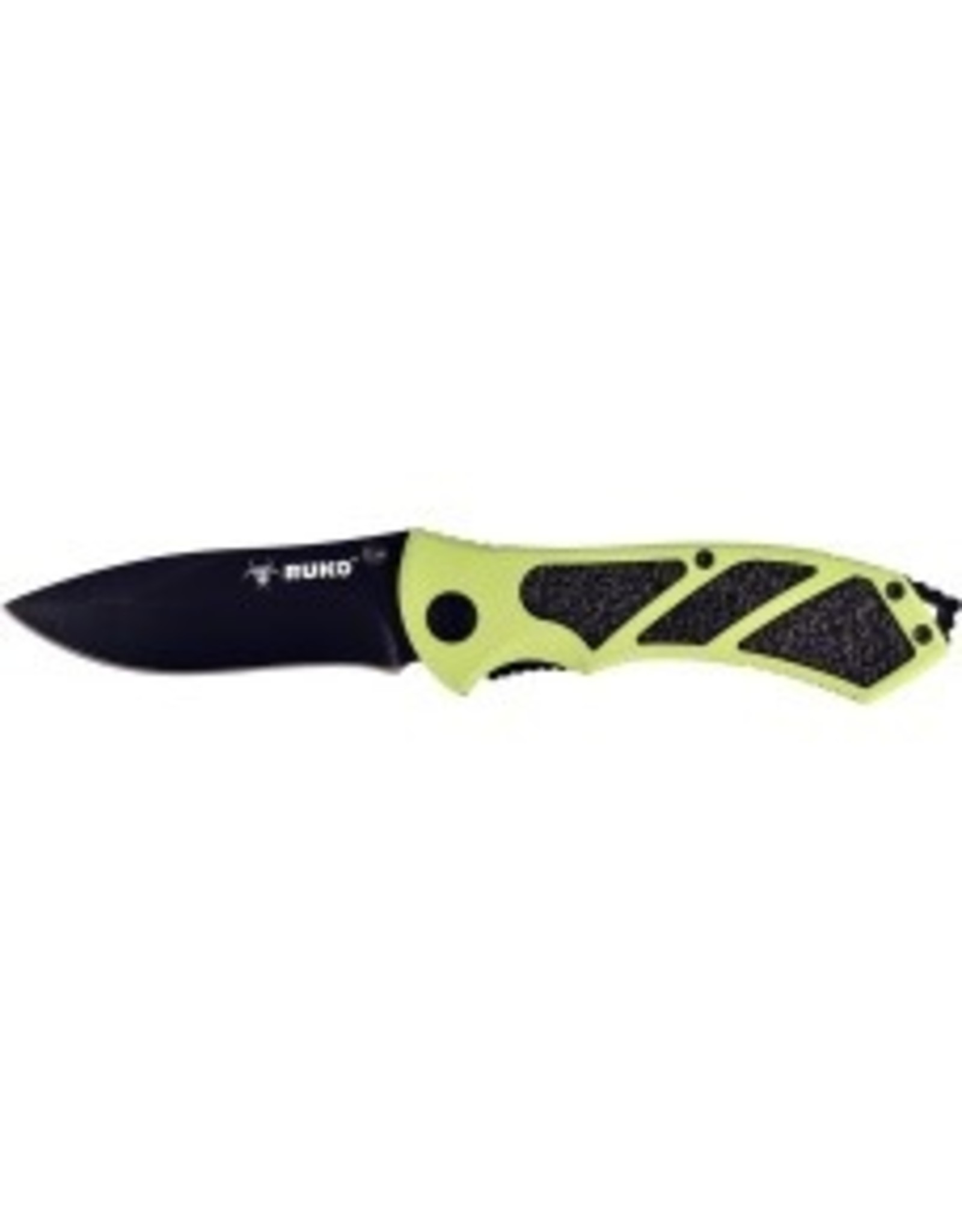 RUKO KNIVES RUKO 0061HG SAFETY GREEN FOLDER