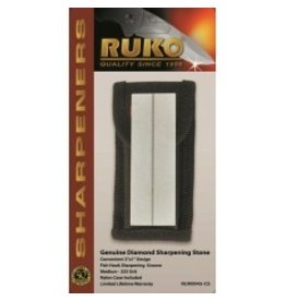 RUKO KNIVES Genuine Diamond Sharpening Stone