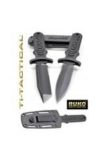 RUKO KNIVES RUKO 0097L FIXED BLADE BOOT KNIFE
