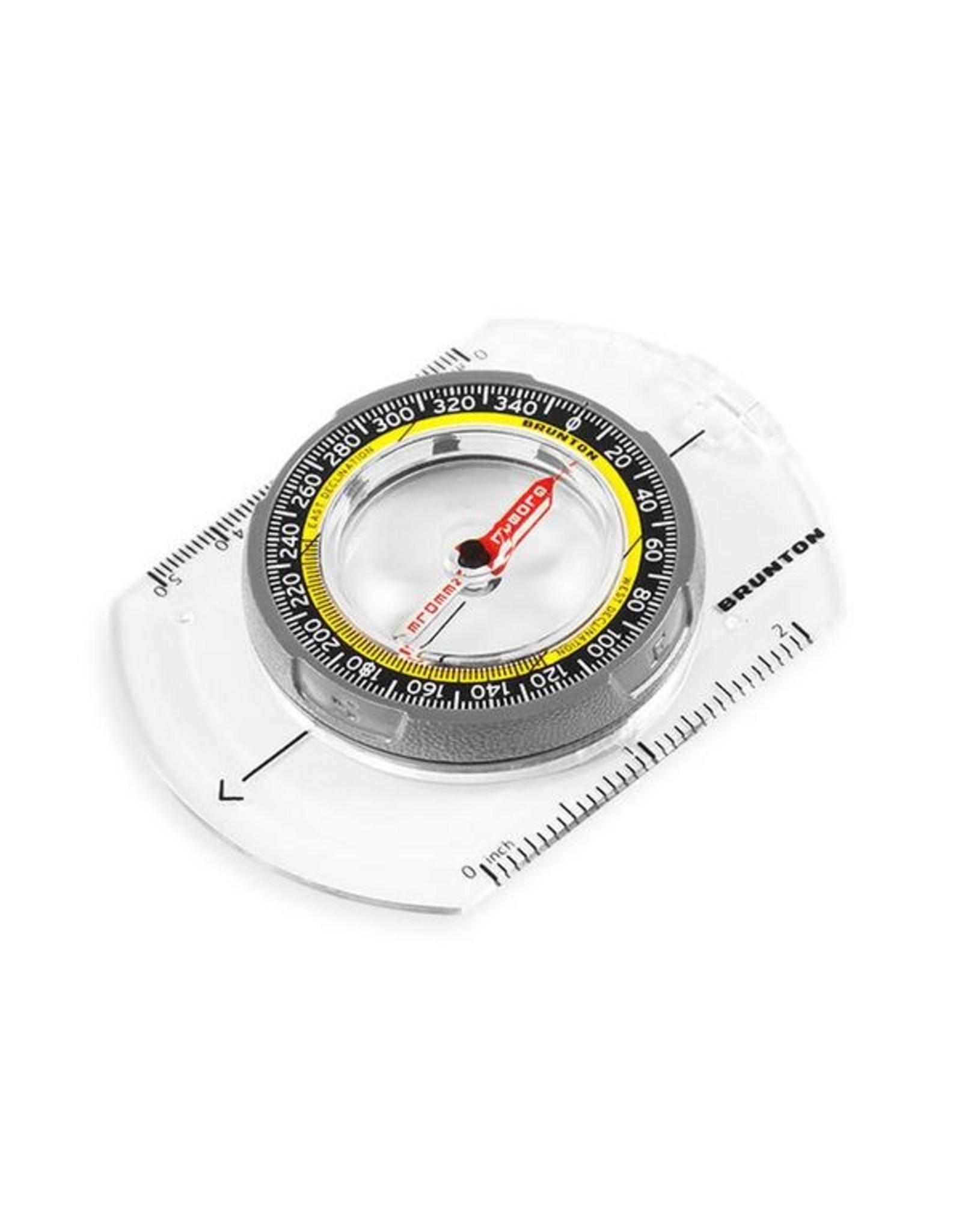 BRUNTON brunton truarc 3 baseplate compass