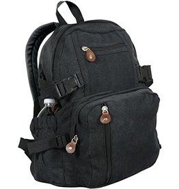 ROTHCO Vintage Canvas Mini Backpack - 9153