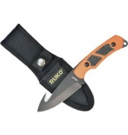 RUKO KNIVES RUKO105BZ GUT HOOK SKIN KNIFE