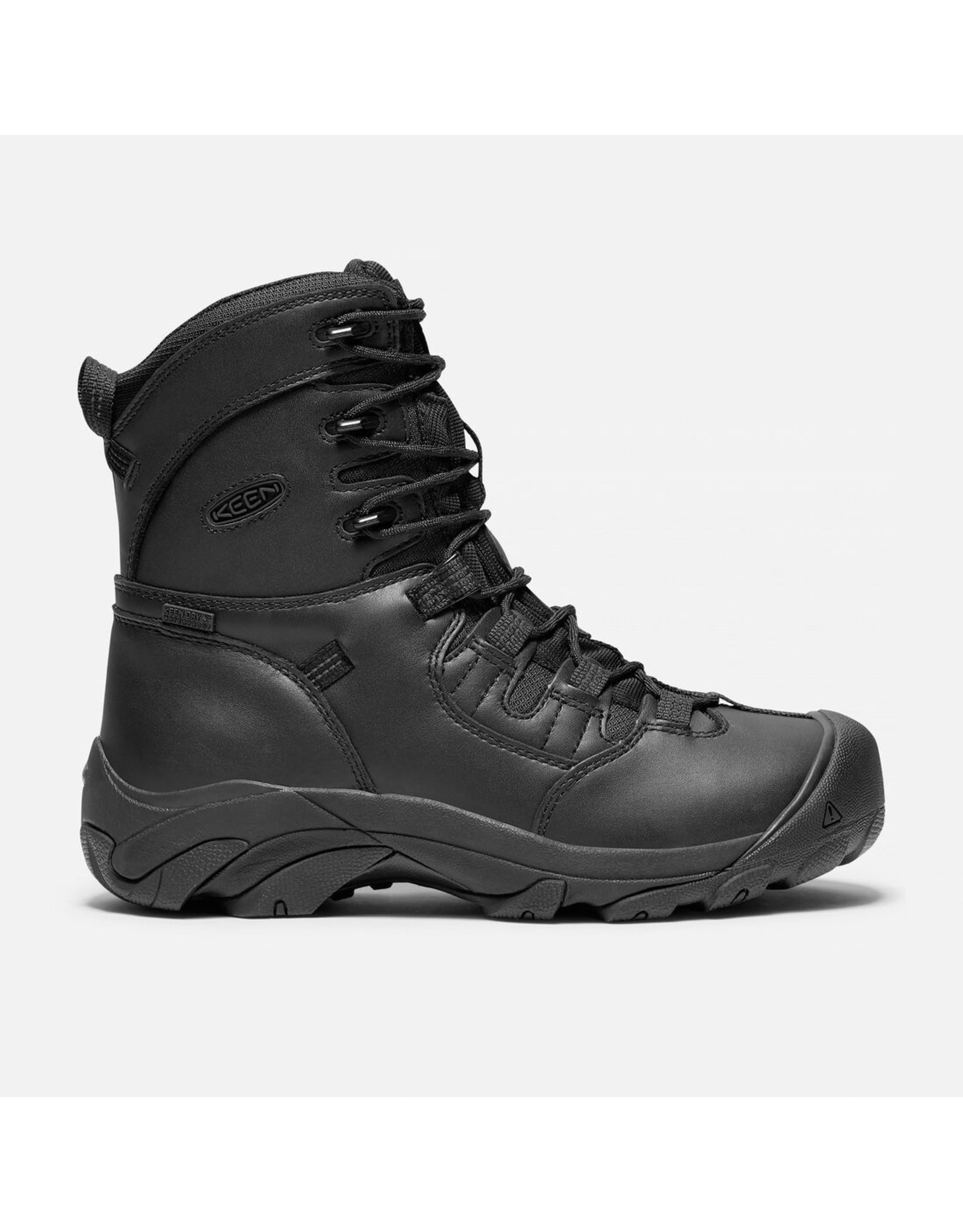 "KEEN FOOTWEAR KEEN DETROIT SOFTTOE 8"" BOOT (MEN'S)"