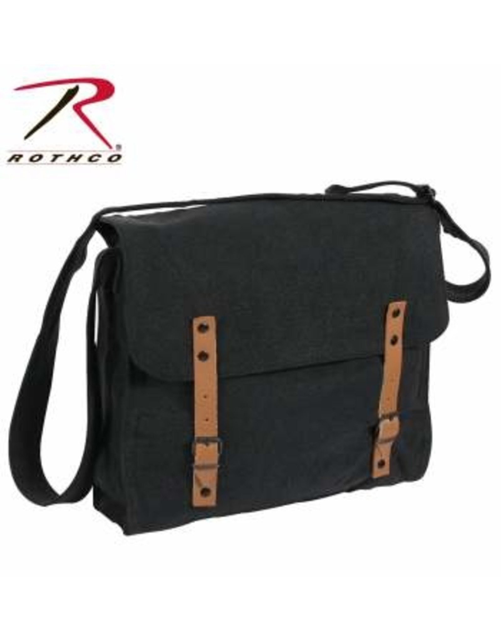 ROTHCO Rothco Vintage Medic Bag - Black