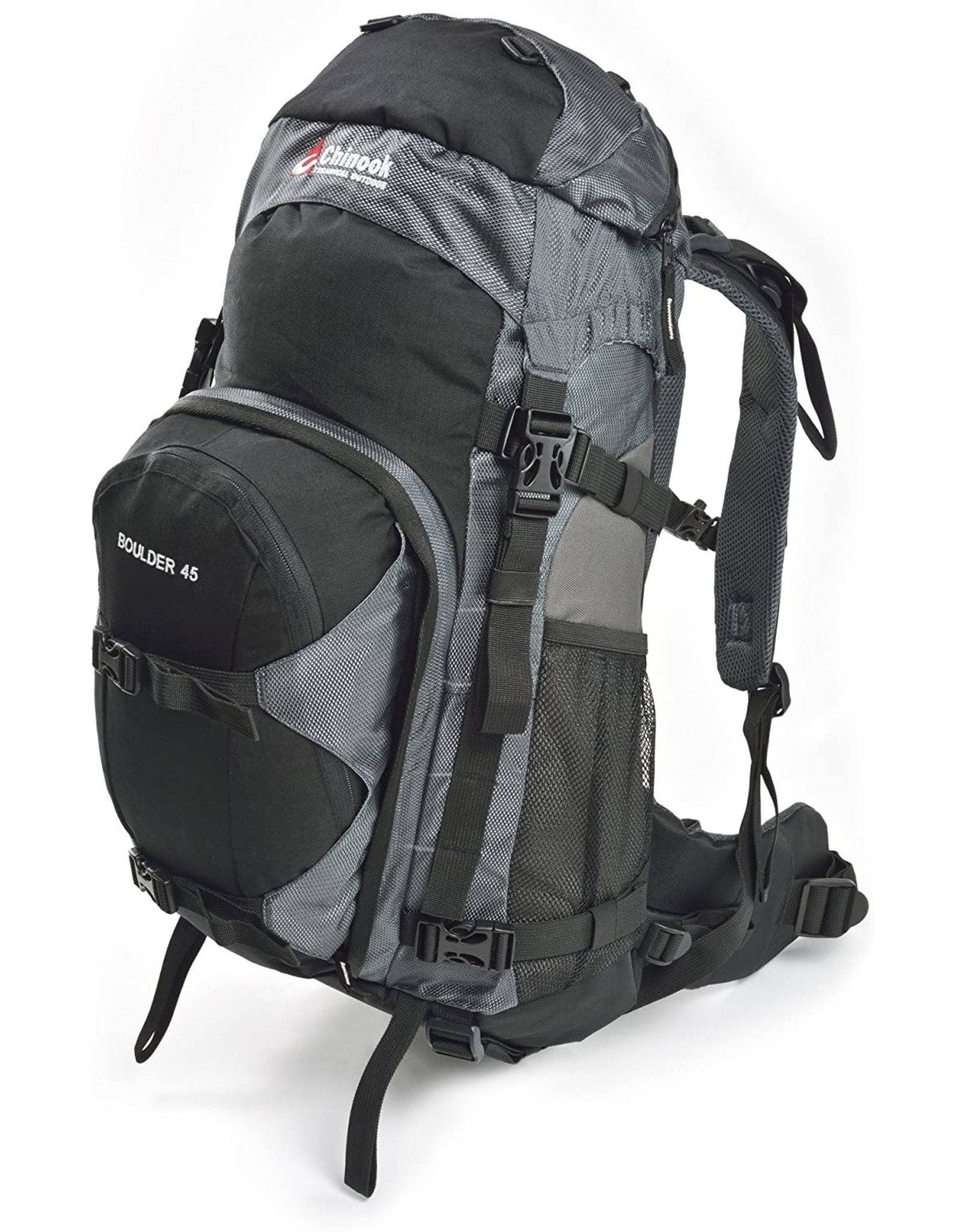 CHINOOK TECHNICAL OUTDOOR Chinook Boulder 45 Backpack