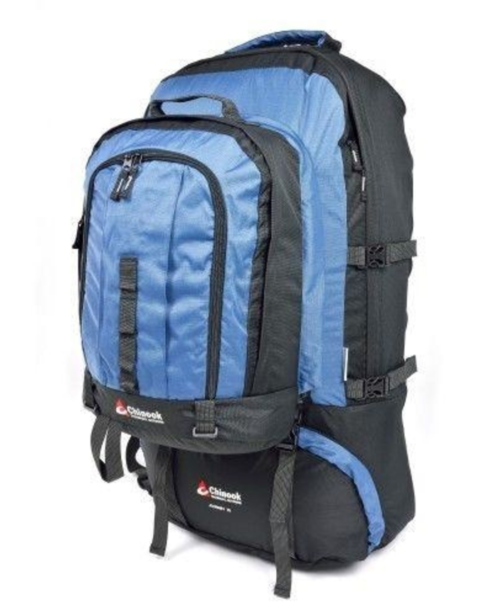 CHINOOK TECHNICAL OUTDOOR Chinook Journey 75 backpack - Blue/Black