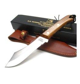 GROHMANN KNIVES DEER & MOOSE- ROSEWOOD #R108S