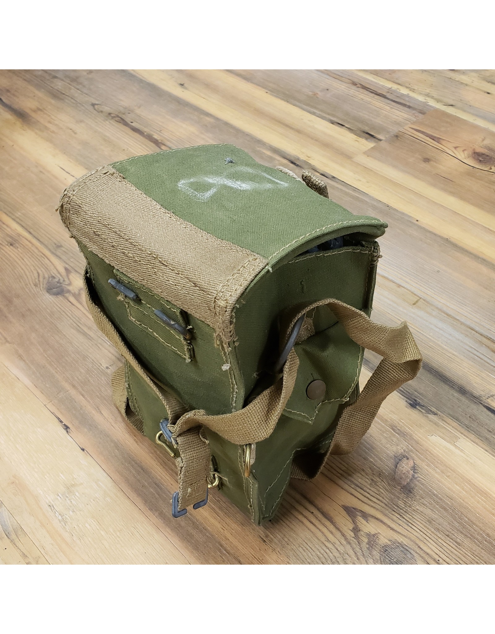 BRITISH GAS MASK BAG