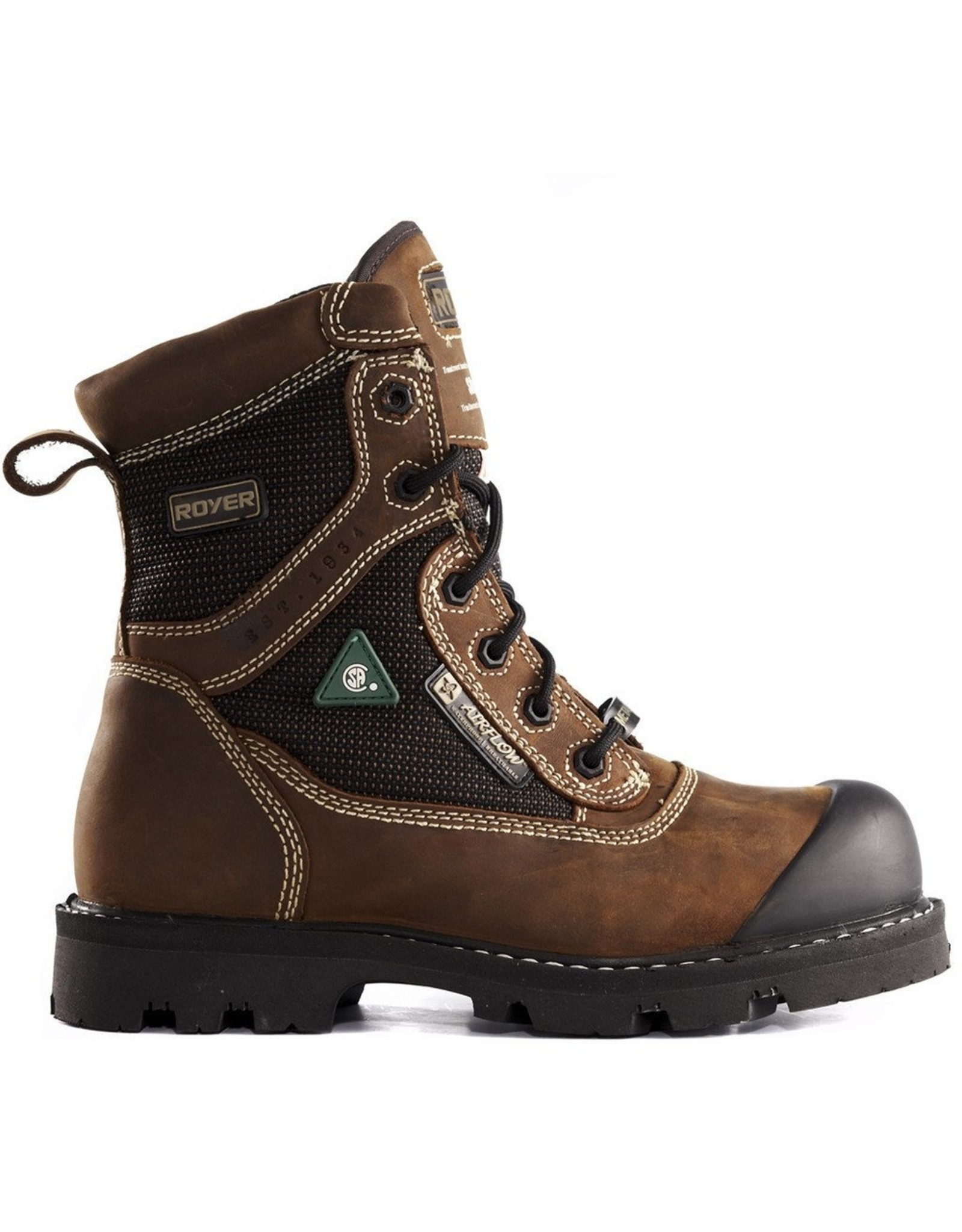 ROYER WORK BOOTS Royer 8620FLX Safety boot