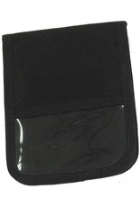 HI-TEC INTERVENTION Note Pad Cover with 4 Clear Pockets