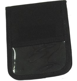 HI-TEC INTERVENTION Note Pad Cover with 4 Clear Pockets - HT541-1