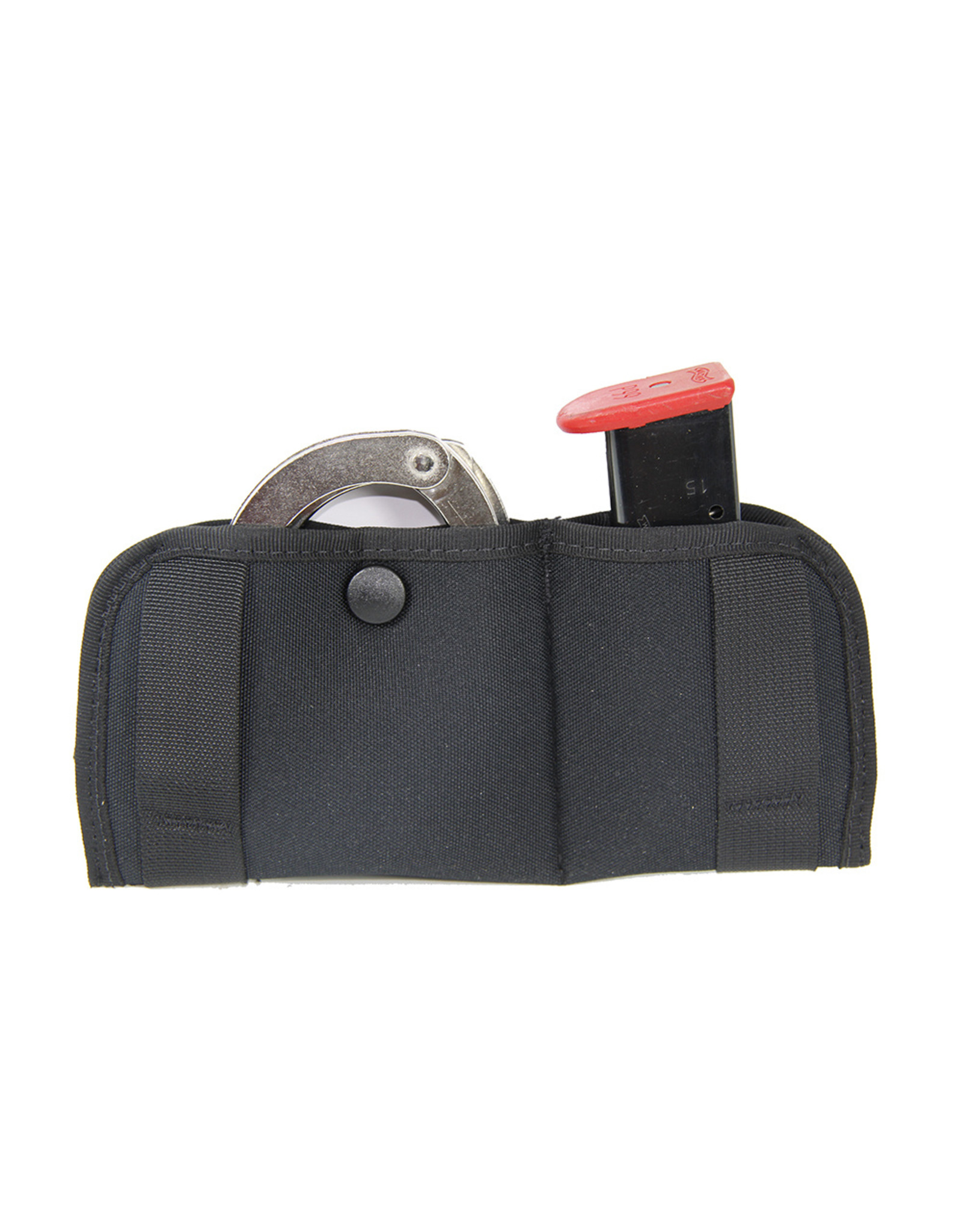 HI-TEC INTERVENTION HANDCUFF CASE, NO FLAP WITH SINGLE MAG HOLDER - HT534-1