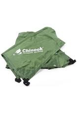 CHINOOK TECHNICAL OUTDOOR CHINOOK ALL PURPOSE TARP (14' X 12) - 11020 (DARK GREEN)