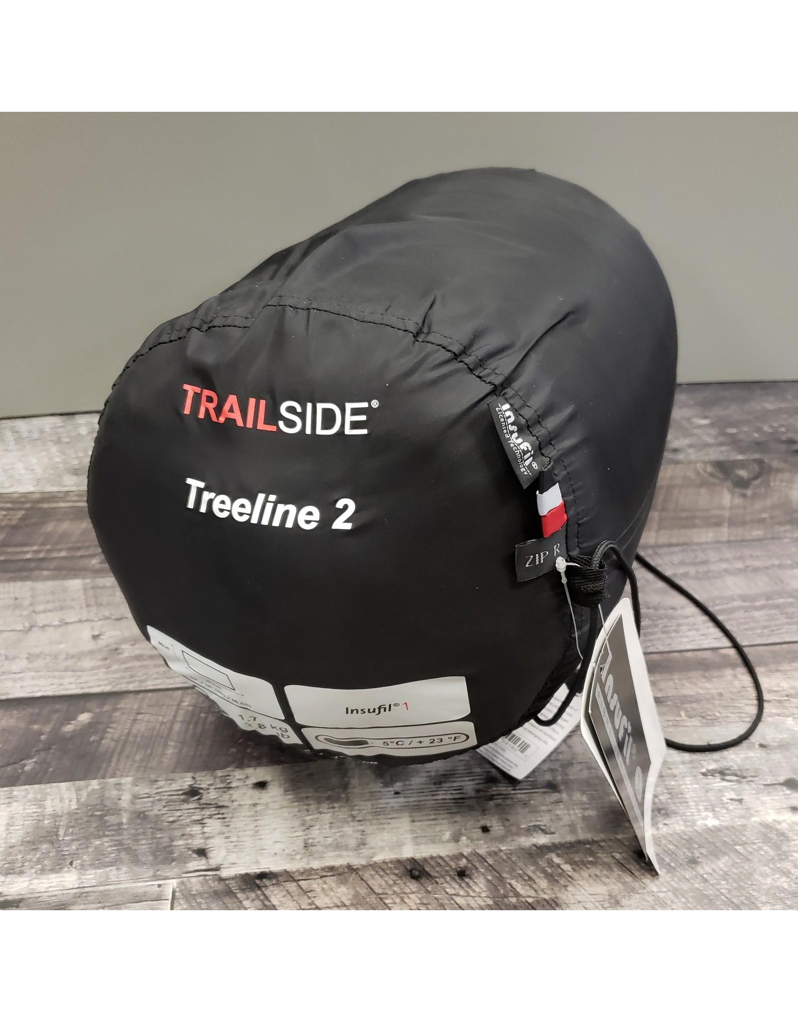 TRAILSIDE TREELINE 2 -5C/+23F - 27220