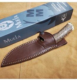 MUELA RUK0037 Muela Antler Knife