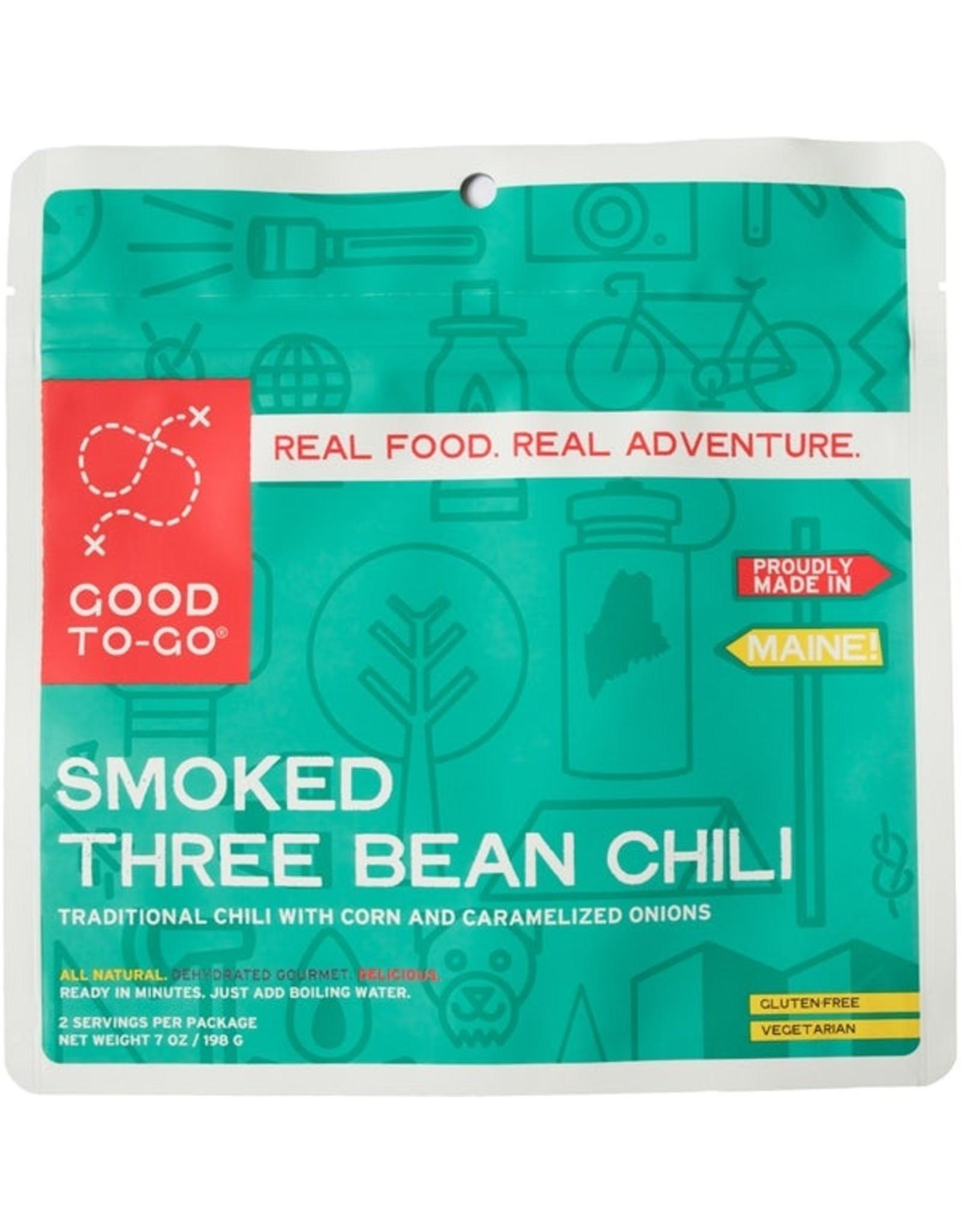 GOOD TO-GO Three Bean Chili