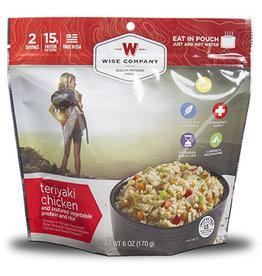 WISE COMPANY Teriyaki Chicken and Rice