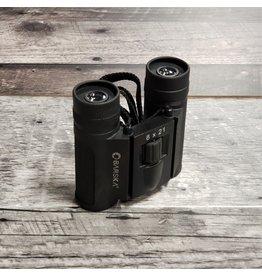 BARSKA OPTICS BARSKA 8x21mm Lucid View Compact Binoculars