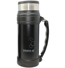 WORLD FAMOUS SALES Stainless Wide Mouth Vacuum Bottle