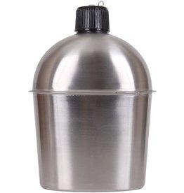 ROTHCO Rothco GI Style Stainless Steel Canteen #3512