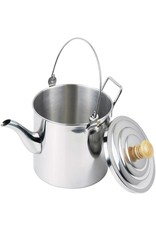 CHINOOK TECHNICAL OUTDOOR Chinook Ridge Stainless Steel Kettle