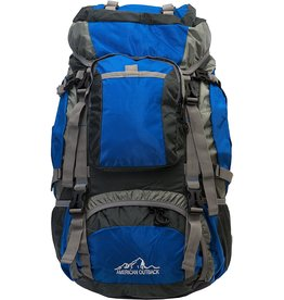 'THE ZION' 40L BACKPACK - AB 0712 BLUE