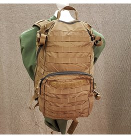 SURPLUS USMC ASSAULT PACK -COYOTE-  USED